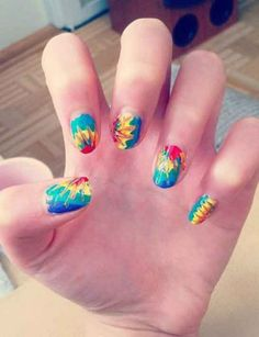 124 best rainbow nails images on pinterest nail polish nail crazy nail designs wild one forever solutioingenieria Gallery