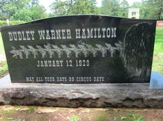 Under God's Big Top: Photos from the Circus Cemetery in Hugo ...