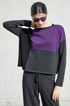 Now to 11/28, 20% of the proceeds from our Color-Block Collection at Saks will go to the EILEEN FISHER Leadership Institute. An organization that helps women and girls become leaders in their communities.