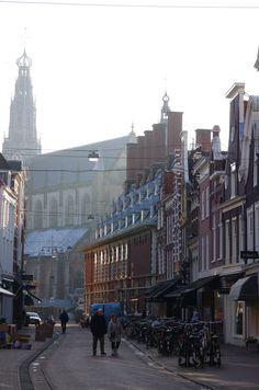 Zijlstraat, Haarlem Netherlands