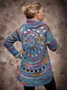 Crochet Jacket - should I do it?