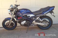 Find 2000 Suzuki GSF250V motorcycles for sale in Australia at bikesales.com.au. Search 2000 Suzuki GSF250V motorcycles, find motorcycle news, motorcycle insurance and finance, motorbike valuations and motorbike classifieds relating to motorbike today