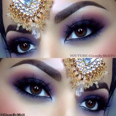 Arabian Nights Makeup