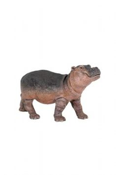Papo Hippopotamus Calf at theBIGzoo.com, a family-owned toy store.