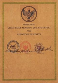 "Harta Karun Emas Indonesia ""The Green Hilton Memorial Agreement "" di Geneva Minangkabau, Political Ideology, Politics, Dutch East Indies, 22 November, John F Kennedy, Quotes Indonesia, Historical Pictures, Founding Fathers"