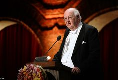 British-born Nobel laureate in economics, Angus Deaton gave a speech during the…