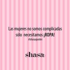 Más ropa #Shasa Tumblr Quotes, Me Quotes, Pink Closet, Shopping Quotes, Celebrity Look, Fashion Quotes, Girl Boss, Instagram Feed, Second Hand Clothes