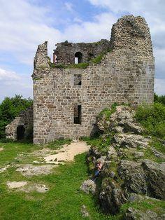 Česko, Přimda - Zřícenina hradu