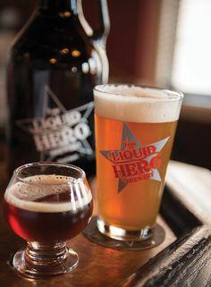 Liquid Hero Brewery | 50 East North Street, York | 717-814-9250 | liquidhero.com