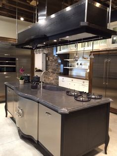 German and Dutch kitchens opened up