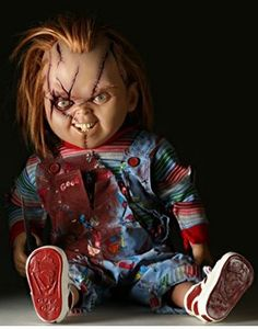 Chucky doll, always wanted one
