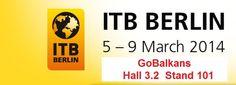 Meet us at ITM Berlin Present Day, Bulgaria, Berlin, Meet, Berlin Germany