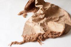 Elisa Strozyk's amazing wooden textiles.