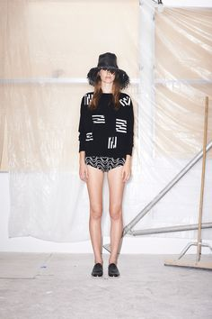 Band of Outsiders, Spring Summer 2015, #NYFW