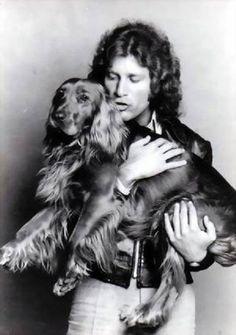 Mike Brant et son chien !