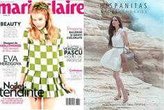 Revista Marie Claire - editia Martie 2013