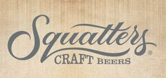 Squatters Logotype by Ryan Hamrick