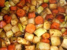 Rezepte für die Heißluftfritteuse - Wintergemüse lecker gegart und zubereitet. Viele tolle Rezepte für die Heissluftfritteuse gibt es nur bei uns!