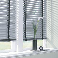 Aluminium Venetian Blinds | illumin8 Blinds & Curtains | Here in Grey colour