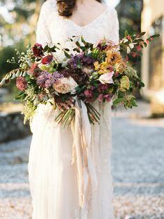 Bridal Flowers, Flower Bouquet Wedding, Floral Wedding, Boho Flowers, Whimsical Wedding, Ivory Wedding, Boho Wedding, Wild Flowers, Fall Bouquets