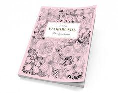 Floribunda coloring book by Leila Duly