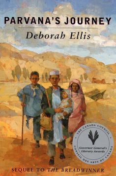 With Kabul in ruins from the Taliban's control, Parvana dresses as a boy and sets out to leave Afghanistan in search of her family. Realistic Fiction