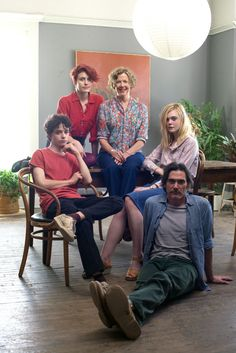 '20th Century Women' Starring Annette Bening and Greta Gerwig Gets New York Film Festival Centerpiece Screening  The new film written and director by Mike Mills will have its world premiere at NYFF.  read more
