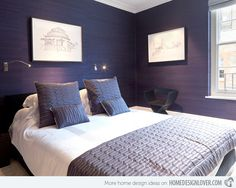 Marylebone Apartment   London   Contemporary   Bedroom   Portsmouth   Icon  Interiors Ltd