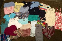 Spring Summer Clothing Lot Huge 27 Juniors Girls Small XS 0 1 s Name Brands AE | eBay