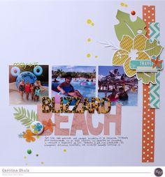 Bllizzard Beach - Clique Into Summer Kit