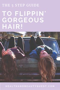 Get red carpet hair in 5 easy steps that you should stick by daily! Having…