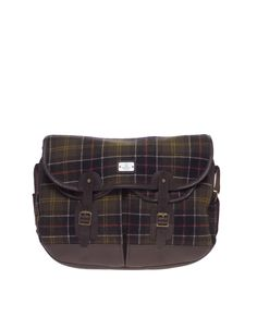 Discover the latest fashion and trends in menswear and womenswear at ASOS. Shop this season's collection of clothes, accessories, beauty and more. Barbour Bags, Latest Fashion Clothes, Fashion Online, Asos Online Shopping, Tartan, Messenger Bag, Women Wear, Wool, My Style