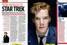 A little write up on THE MAN in the new Entertainment Weekly!!! I am dying of pride right now :') He is EVERYWHERE and I love it and he deserves it so so much!