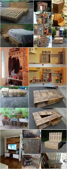 Creative Ways to Recycle Wood Pallets into Something Unique