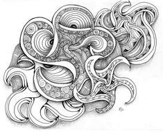 Pearls zentangle instruction - Google Search