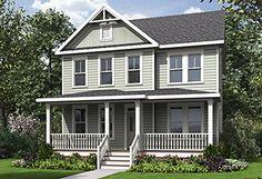 Coastal Home Plans - Ravenswood
