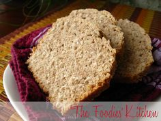 Coconut Bread by The Foodies' Kitchen, via Flickr