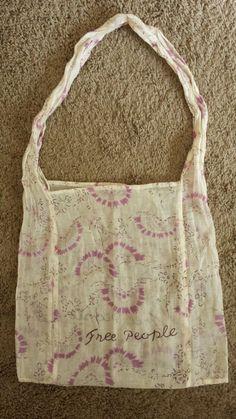 Women's FREE PEOPLE MULTI-COLOR Over-the-Shoulder CROSSBODY MESH TOTE Bag in Handbags & Purses   eBay