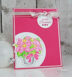 Kendra's Card Company: Taylored Expressions: Watercoloring for Christmas