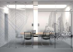 Office decor Glass Door, Furniture Decor, Office Decor, Bathtub, Doors, Design, Home Decor, Standing Bath, Bathtubs
