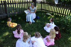 mattresses for princess and the pea party | Story telling