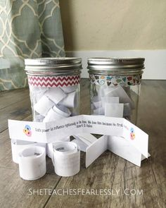 Visiting Teaching: November 2016: Conference Quote Jar - She Teaches Fearlessly