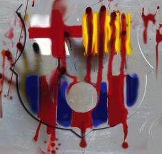 fcbarcelona Barcelona Fc Logo, Barcelona Futbol Club, Barcelona Football, Lionel Messi, Messi 10, Miranda Cosgrove, Isco, Fc Barcelona Wallpapers, Football Art