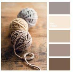 Neutrals - calming, warm and inviting tones. Bedroom Colour Schemes Warm, Apartment Color Schemes, Brown Color Schemes, Colour Schemes For Living Room Warm, Interior Colour Schemes, Warm Bedroom Colors, Interior Design, Room Paint Colors, Bathroom Colors