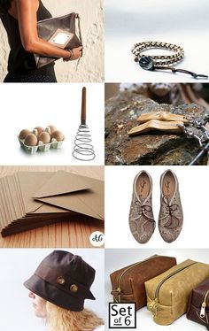 Brown by paola on Etsy--Pinned with TreasuryPin.com