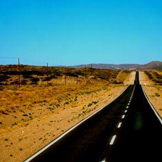 Road trip across Las Pampas (Argentina)