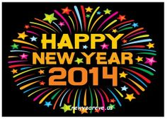 Happy New Year Wishes 2014 Greeting Quotes Messages Sms 2014