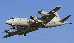 The Lockheed P-3 Orion manufactured by Lockheed Martin and Kawasaki Heavy Industries is an American land-based maritime patrol and anti-submarine warfare aircraft developed from the Lockheed L-188 Electra. The Lockheed P-3 Orion performs air, surface and subsurface patrol and reconnaissance tasks over extended periods and far from support facilities. See more aircraft images at https://www.fastaviationdata.com/aircraft/lockheed-p-3-orion/