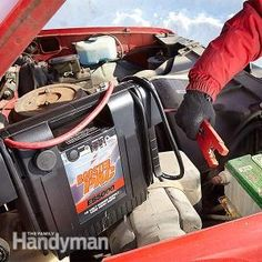 How to Jumpstart a Car: Batteries in Cars Built After Year 2000 - jumping batteries on cars built after 2000 might not be so smart. Jump-starting with cables connected to a running vehicle can create a voltage surge large enough to fry expensive computers in either vehicle. http://www.familyhandyman.com/automotive/car-maintenance/how-to-jumpstart-a-car-batteries-in-cars-built-after-year-2000/view-all