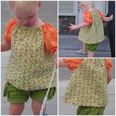 Free Pattern- The Peasant Dress digitized!